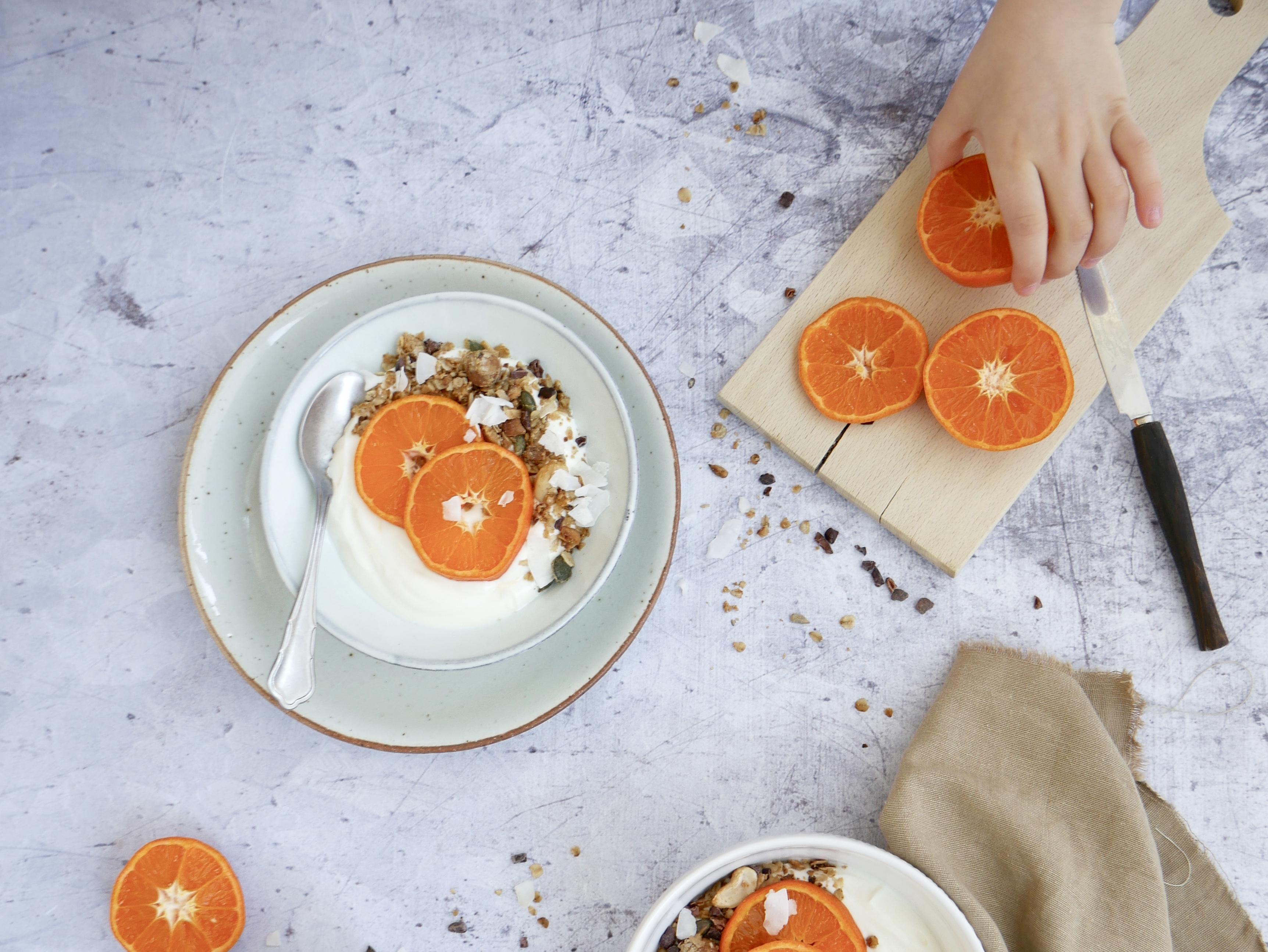 Granola kopen nee joh zelf maken receptje granola met 2 for Sanny zoekt geluk instagram