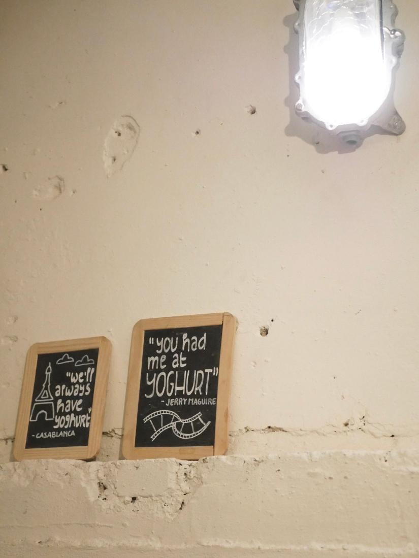 Hotspot #2: Yoghurt Barn Den Haag || Interieur || cookedbyrenske