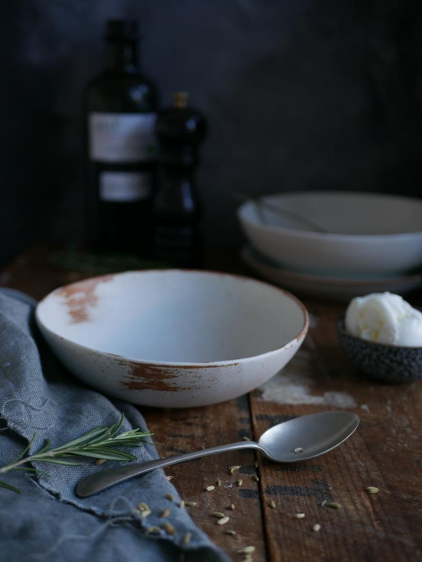 Pasta penne met geroosterde paprikasaus || hoe mijn foodfotografie is veranderd || cooked by renske